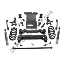 "6"" Rough Country Lift Kit - Toyota FJ Cruiser"